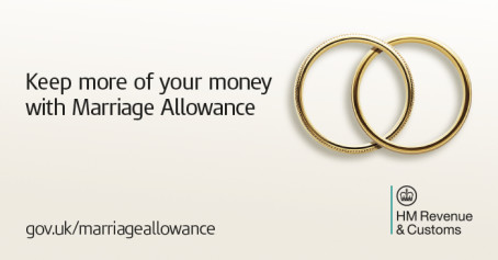 Hmrc Claim Tax Back >> Marslands | HMRC Marriage Allowance